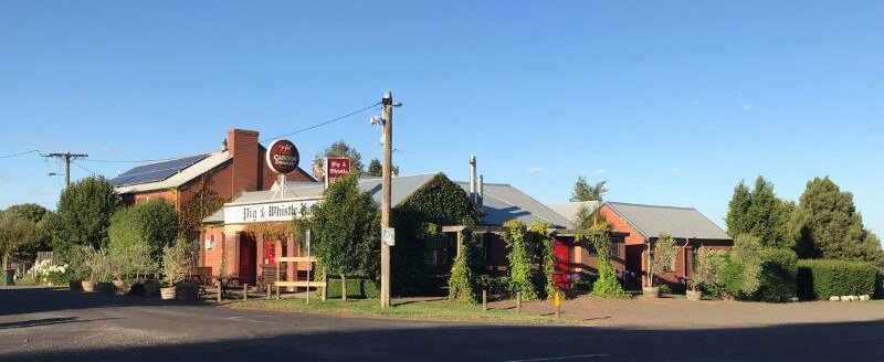Pig and Whistle Hotel Trentham East